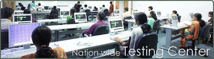 Nation wide Testing Center